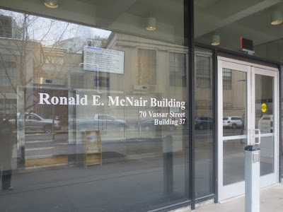 Ronald McNair Building MIT Boston