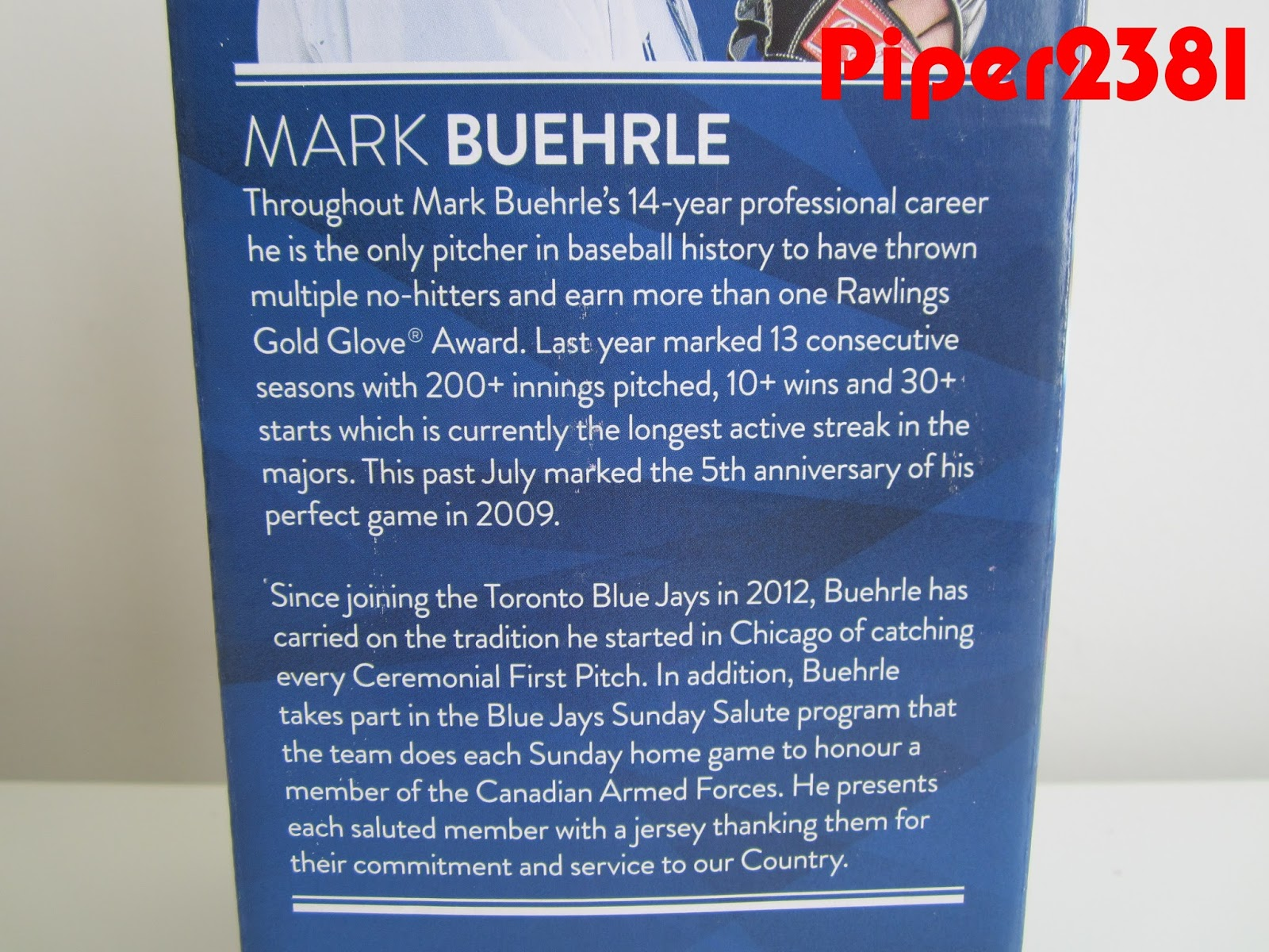 f468fb19a24 Buehrle was traded from the Miami Marlins in 2012