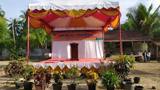 Yayasan Al Fhattani Matang Ben Aceh Utara Gelar Wisuda dan Pelepasan Siswa/i Jenjang SMA