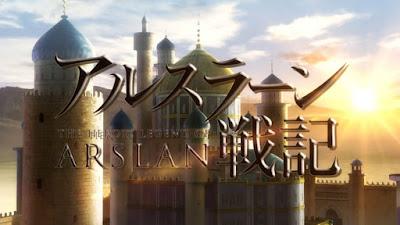 Arslan Senki Subtitle Indonesia [Batch]