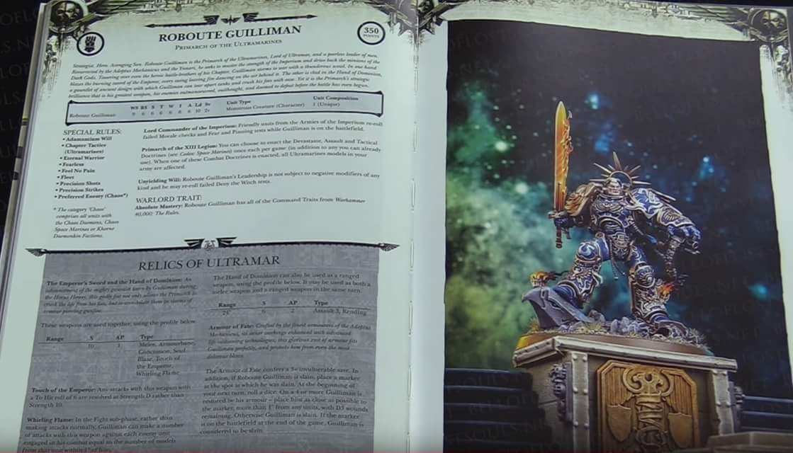 The Gathering Storm Part III: Rise of the Primarch -- twitch