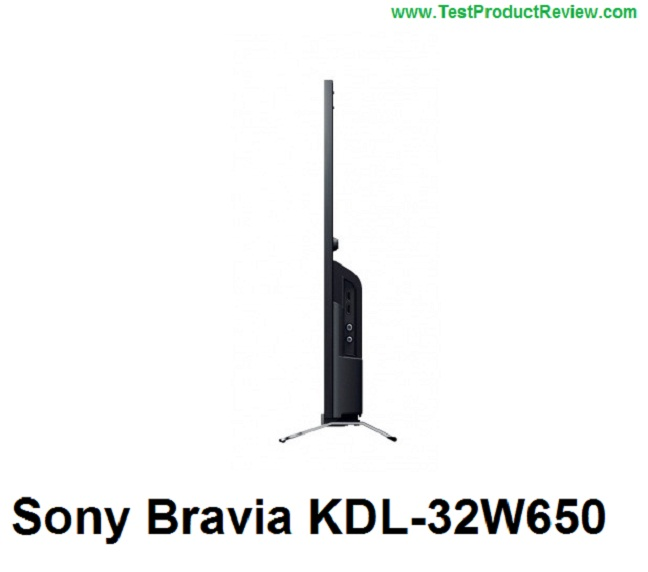 Sony Bravia KDL-32W650 32-inch Full HD Smart LED TV specs