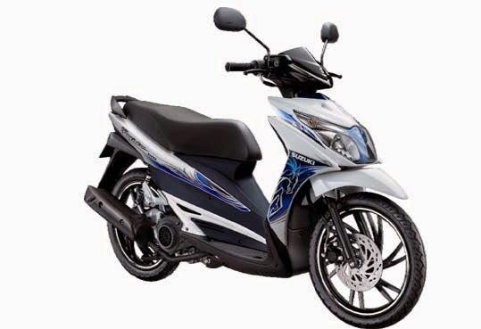 Suzuki Hayate 125