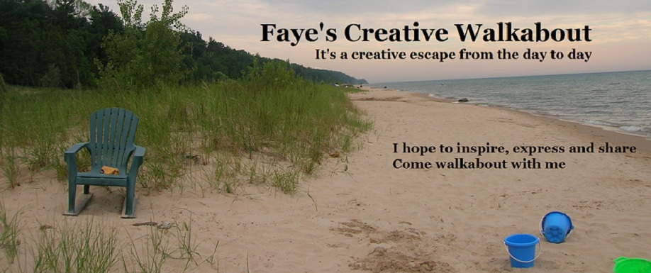 Faye's Creative Walkabout