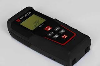 laser distance measure