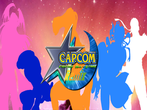 MUGEN PLAYER: CAPCOM FIGHTING ALL STARS REMIX