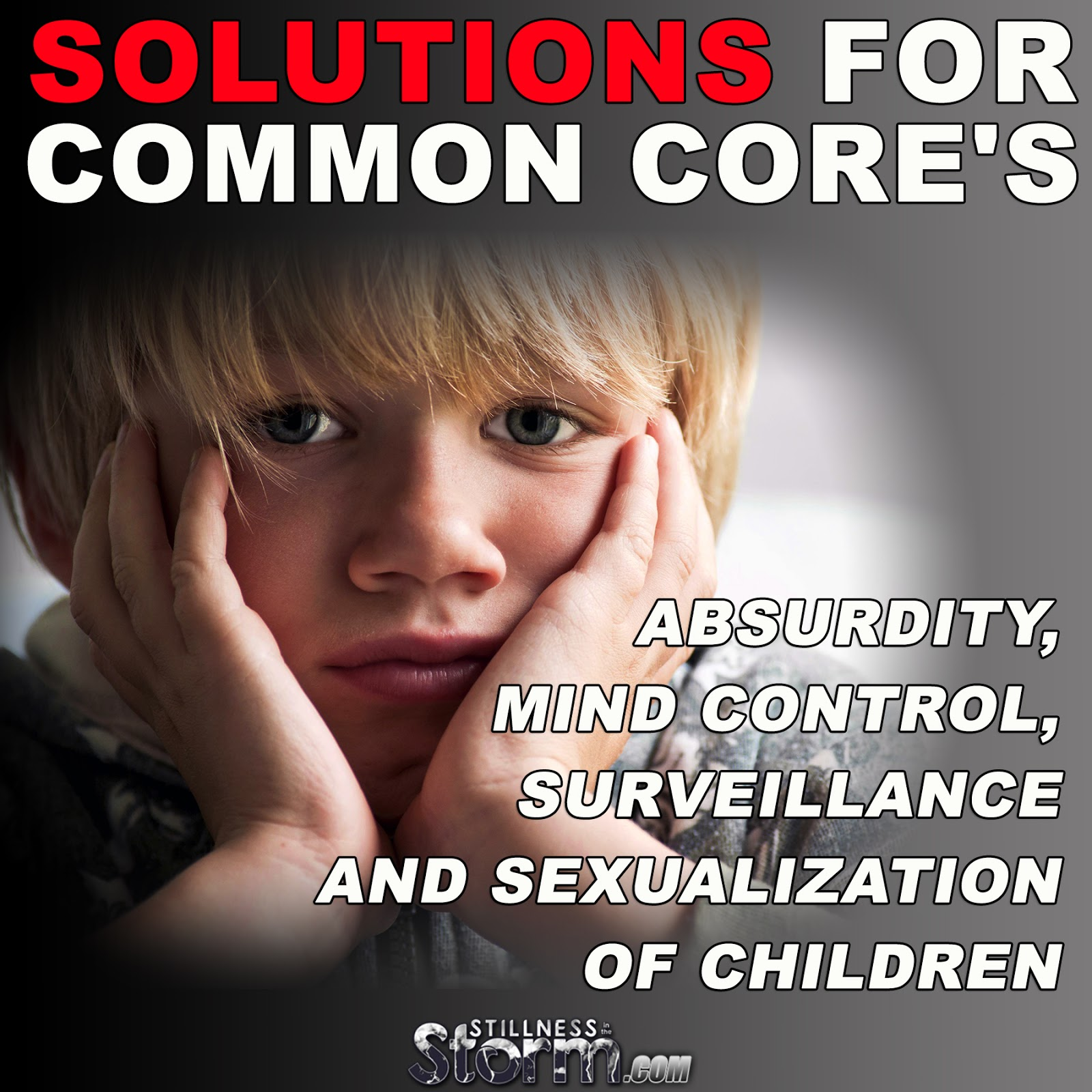 The Absurdity Of Common Core In Special >> Solutions For Common Core S Absurdity Mind Control Surveillance