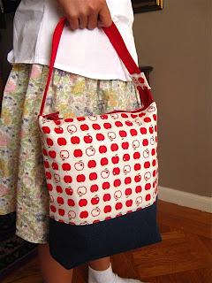 tutorial borsa sacchetto