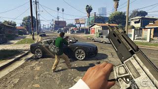 تحميل لعبة grand theft auto v للكمبيوتر
