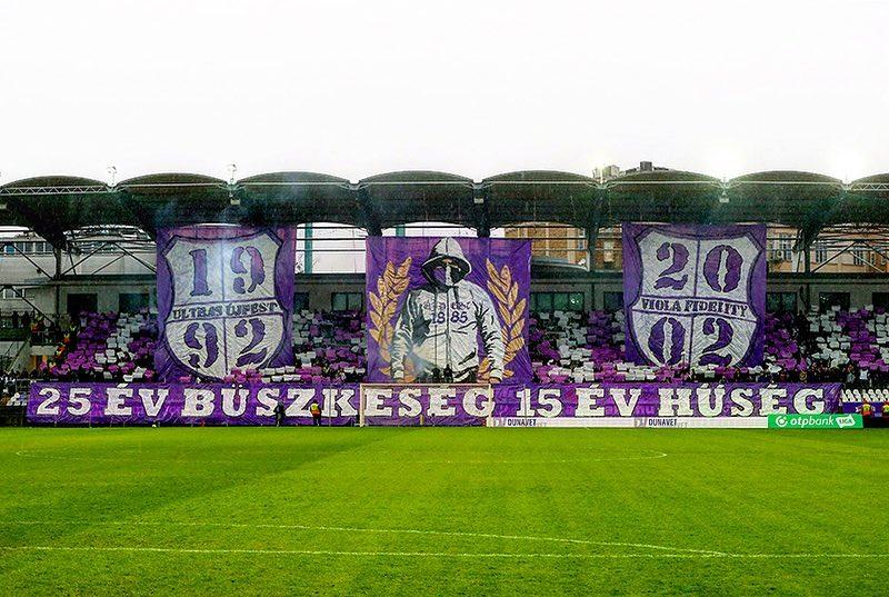 Újpest - Ferencváros 2018.03.31.
