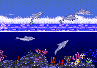Videojuego Ecco the Dolphin