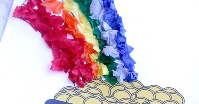 St Patrick S Day Pot Of Gold Craft School Time Snippets
