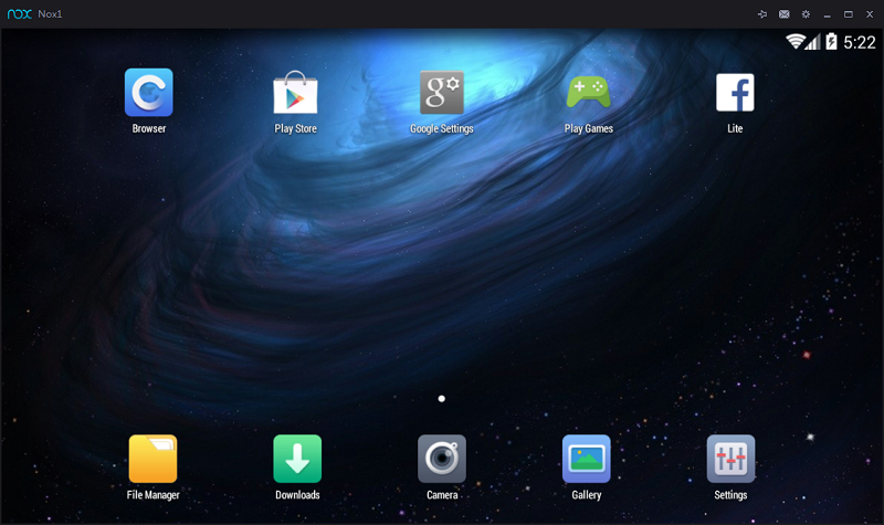 Run Android Apps on PC Using Nox App Player