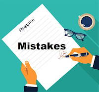 Top 5 Common Mistakes of Resume-image