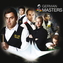Watch The 2016 918.com German Masters Live