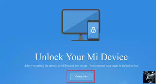 Cara Unlock Bootloader HP Redmi Xiaomi MI