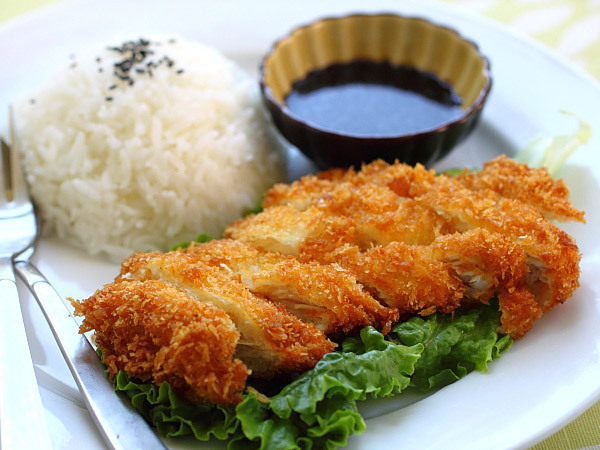 Resep Membuat Chicken Katsu