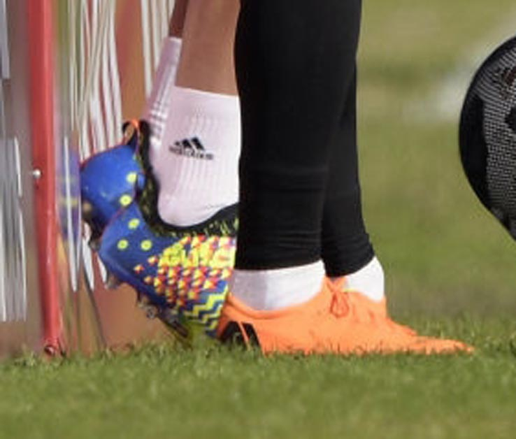 Dybala Shows Off Outstanding Adidas Glitch Boots - Footy Headlines e47442195d5