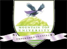 Mountain Top University University Post UTME Past Questions