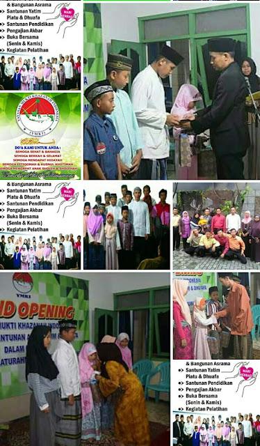 Acara Yayasan Mukti Khazanah Indonesia 5