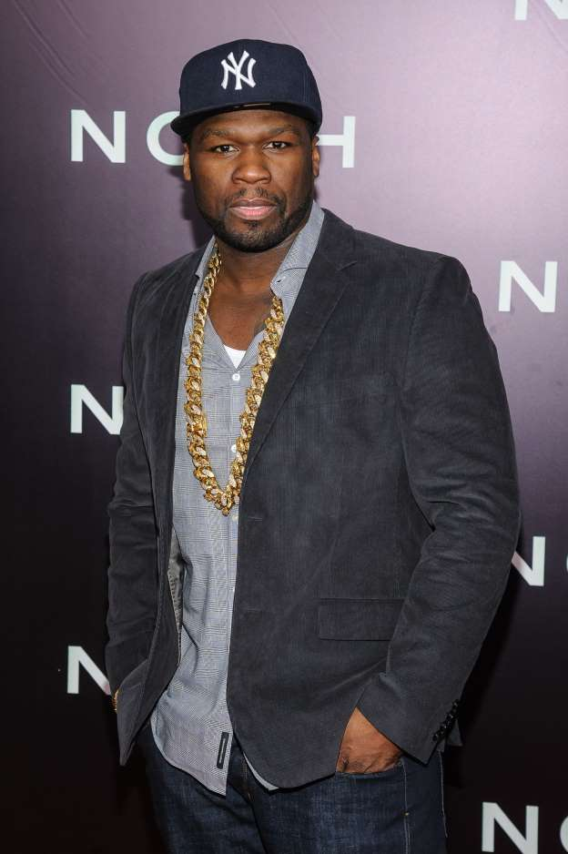 Man arrested after breaking into 50 Cent's house