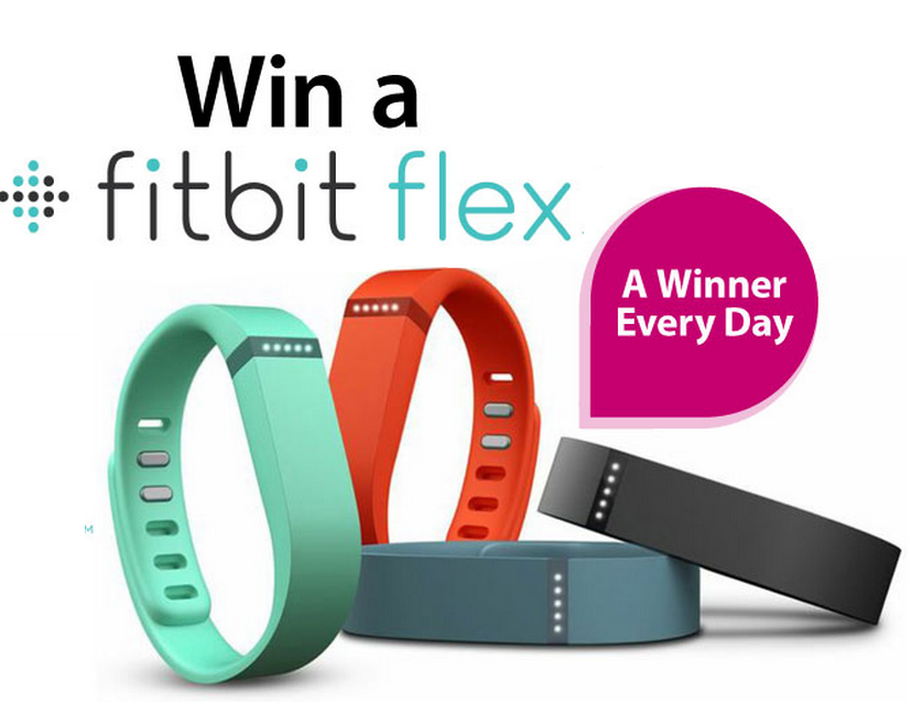 free fitbit giveaway
