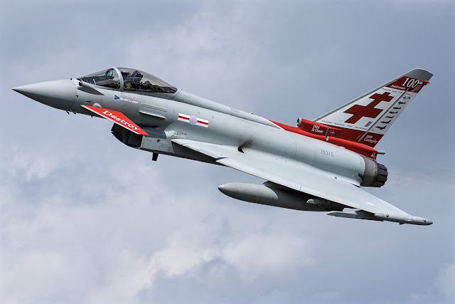 eurofighter typhoon royal air force