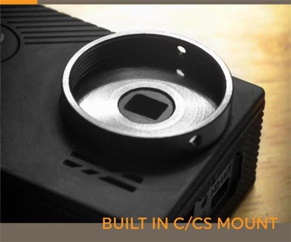 Informasi Teknologi - Action Kamera CyClop