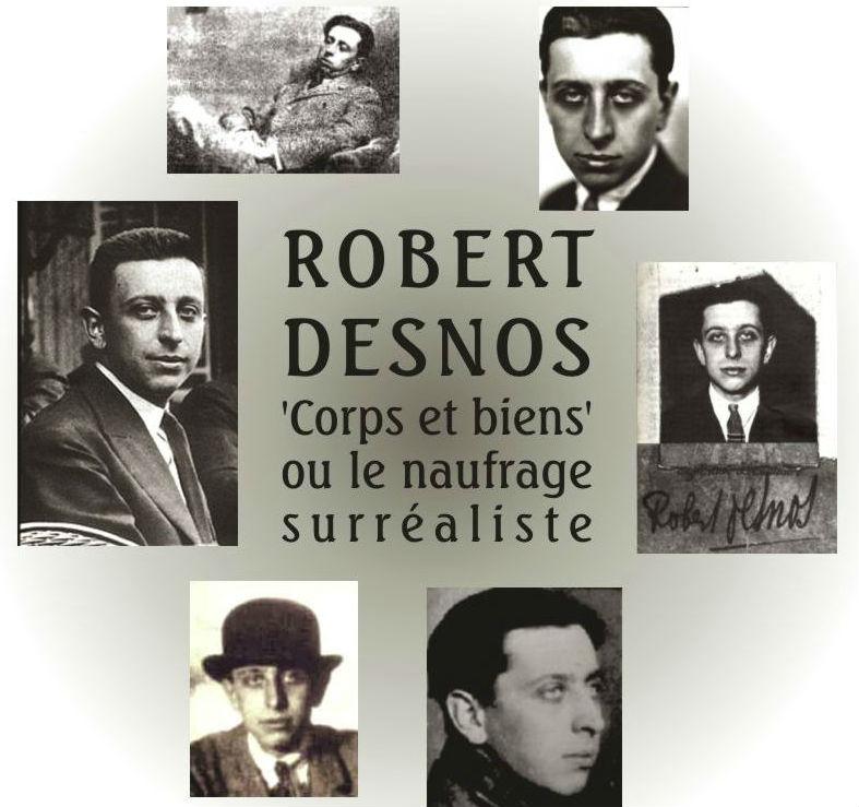 Robert Desnos Tanto Soñé Contigo