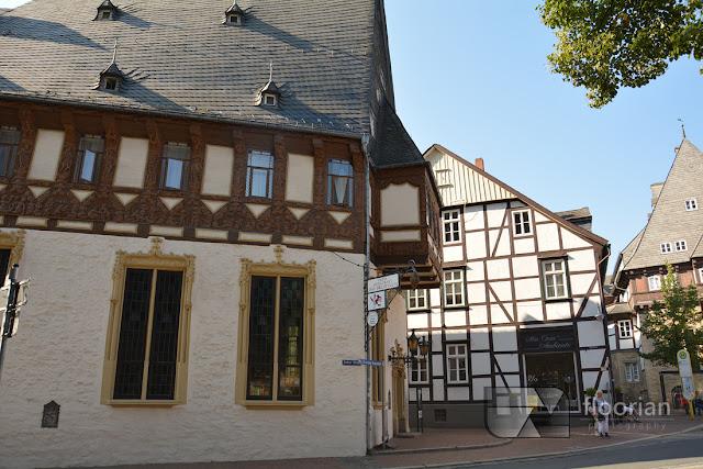 Rodzinny urlop w Goslar w Dolnej Saksonii