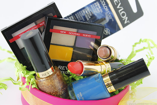 Celebrating Summer and Getting Colorful with Revlon Rio Rush Collection! | Blush Me Pretty