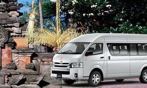 Sewa Hiace sekitar Padangbulia Sukasada Buleleng Bali