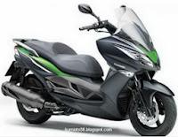 Motor Matic Kawasaki / Ninja Matic Kawasaki