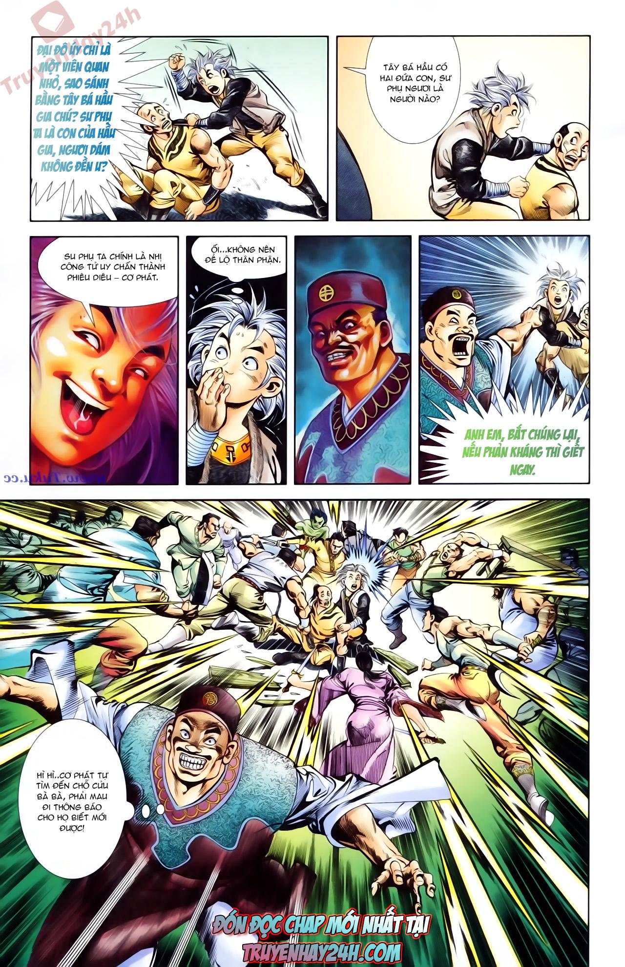 Cơ Phát Khai Chu Bản chapter 71 trang 32