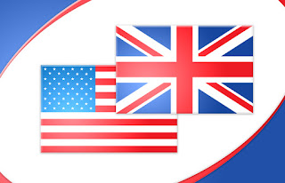 american or british english