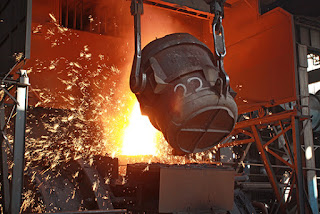By the 2030 Indian steel manufacturing cpecity may hit 300 .