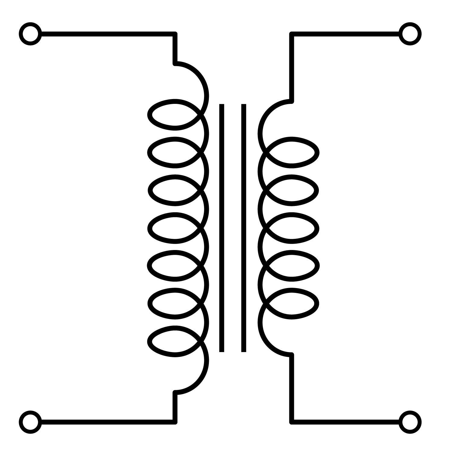 Direct Current Symbol