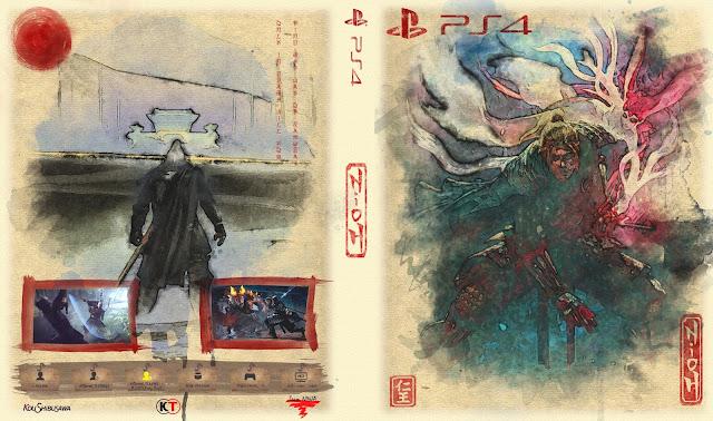Capa Nioh PS4