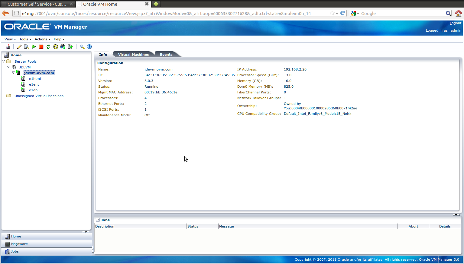 Oracle vm templates for oracle database single instance for Download oracle vm templates