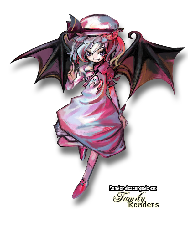 PNG-Remilia Scarlet