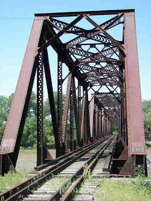 Train Trestle Photo 2