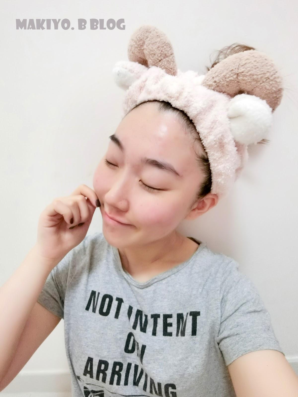 [試用。分享] – 臺灣護膚品牌 Anissa 皇牌保濕系列 : Makiyo.B