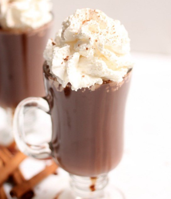 Disneyland's Hot Chocolate #bestrecipe #warmdrink