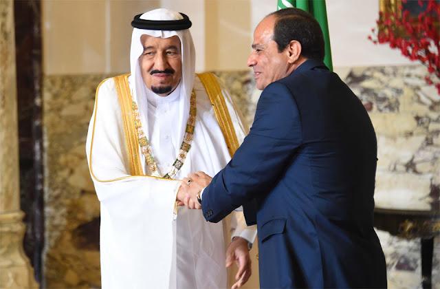 الملك سلمان لنيويورك تايمز: مصر أهدتنا جزيرتي تيران و صنافير مقابل المساعدات