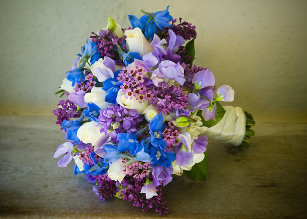 Four Leaf Events: April's Flowers: Sweet Peas And Daisies
