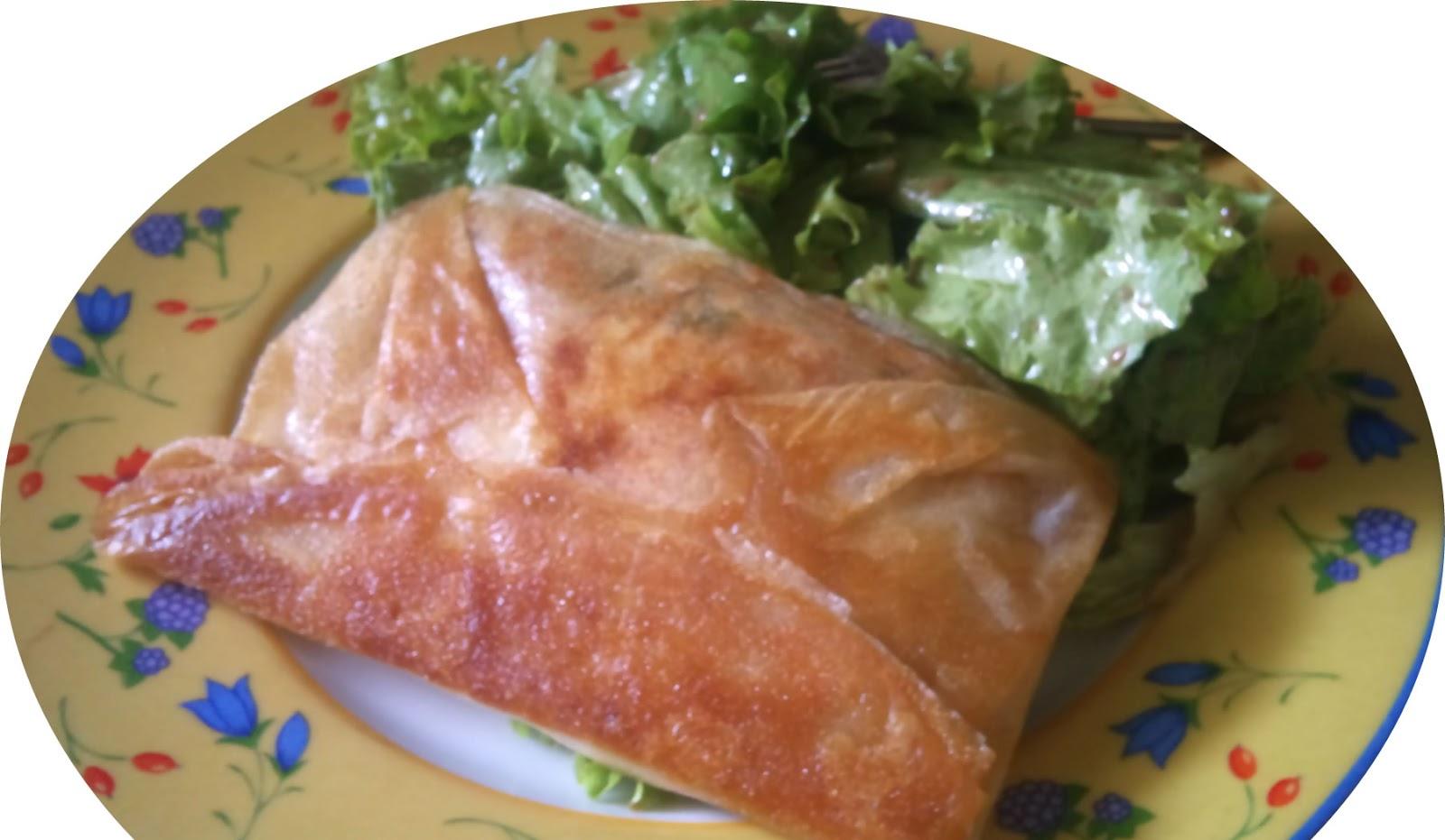 street food cuisine du monde recette de brick au thon tunisie. Black Bedroom Furniture Sets. Home Design Ideas