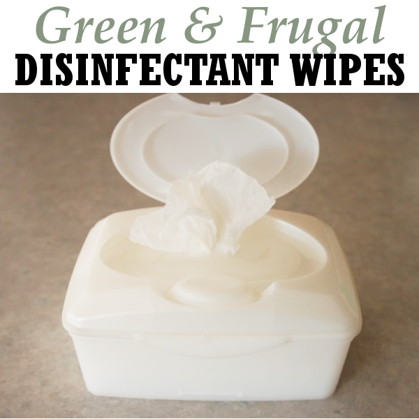 Diy Home Sweet Home Green And Frugal Diy Disinfectant
