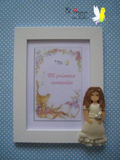 marco-foto-comunión-regalo-personalizado-en-fieltro-muñeca-comunión-hechoamanoparati-elbosquedelulu