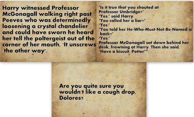 Professor McGonnagal Quotes
