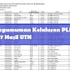 pengumuman hasil tes online ppg atau PLPG 2017